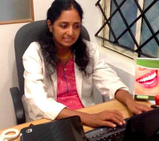 Dr Neeraja Raju, Pediatric dentist in Whitefield Bangalore