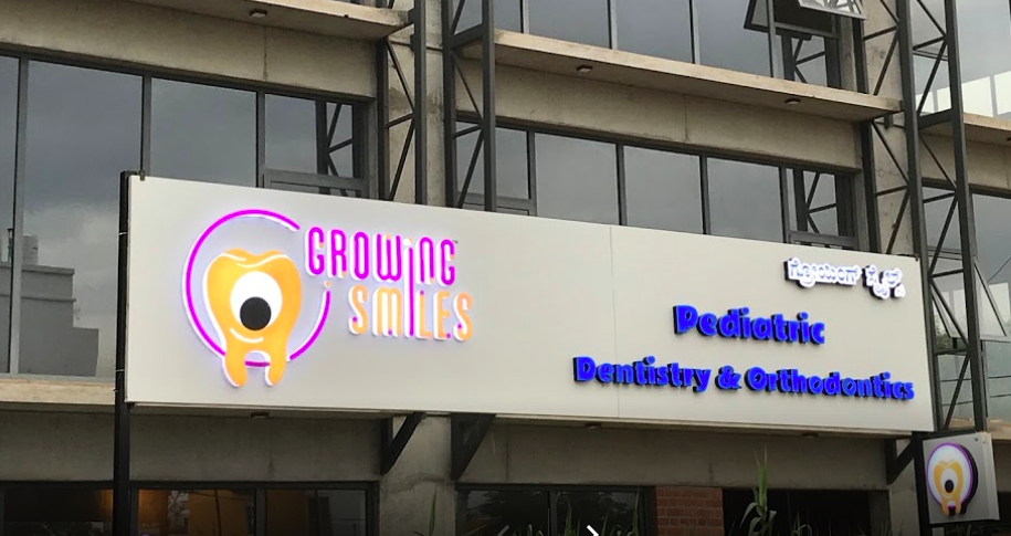 Growing smiles pediatric dentists in Bangalore Whitefield