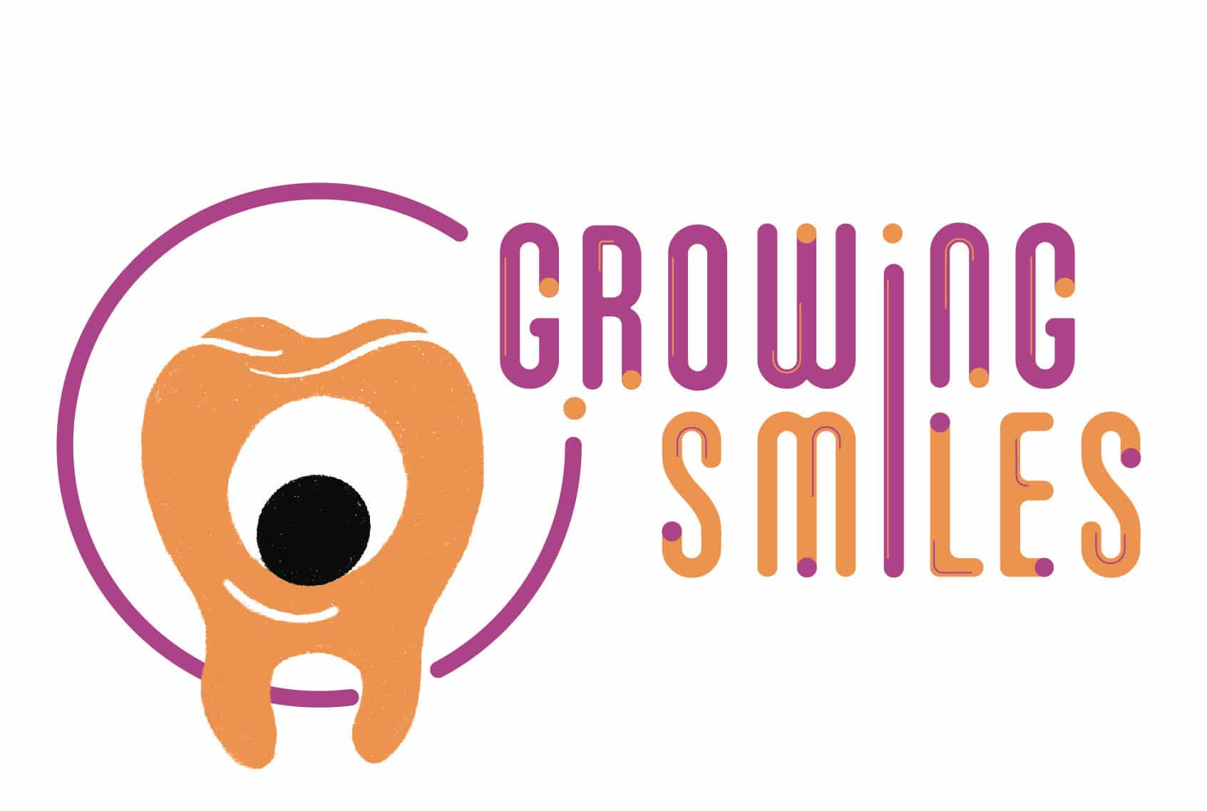 Growing Smiles Pediatric Dentistry and orthodontics in Bangalore logo