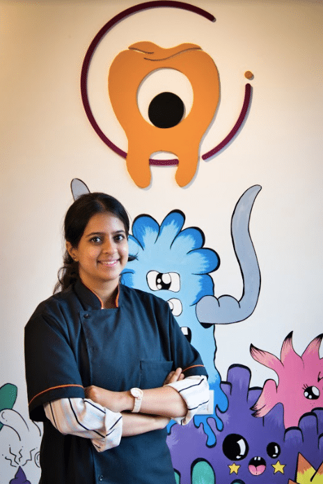 Dr. Janani Rangaswamy Pediatric Orthodontics at Growing Smiles