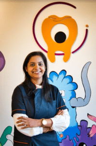 Dr.Debarchhana Jena M.D.S - Pediatric dentist at Growing Smiles dental care for kids Bangalore Whitefield