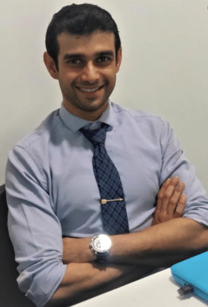 Dr. karthik kariappa Orthodontist & Invisalign Specialist at Growing Smiles