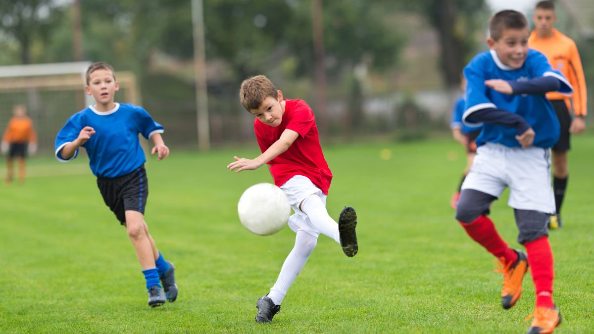Mouthguards protect your teeth from injures while playing sports