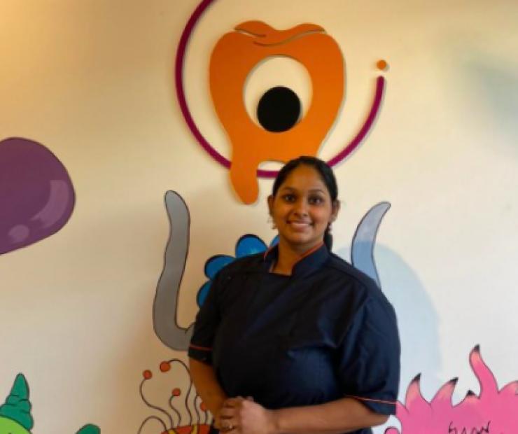 Dr. Harini Krishnan Pediatric Dentist at Growing Smiles