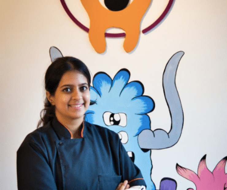 Dr. Janani Rangaswamy Pedodontist at Growing Smiles