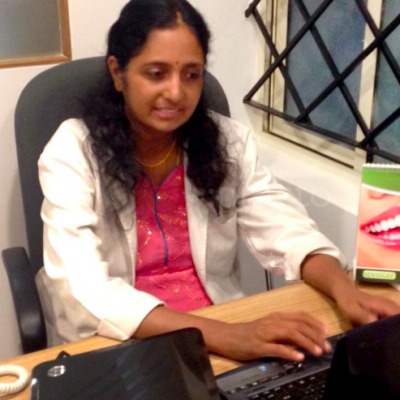 Dr Neeraja Raju, Pediatric dentist in Whitefield Bangalore